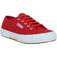 Schoenen Dames Lage sneakers Superga 137912 Rood
