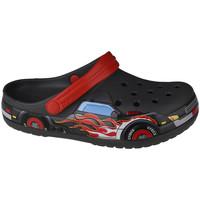 Schoenen Kinderen Klompen Crocs Fun Lab Truck Band Clog Grise