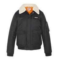 Textiel Jongens Wind jackets Schott AIRWAY Zwart