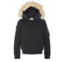 Textiel Kinderen Wind jackets Schott WINTON Zwart