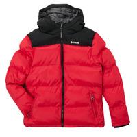 Textiel Kinderen Dons gevoerde jassen Schott UTAH 2 Rood