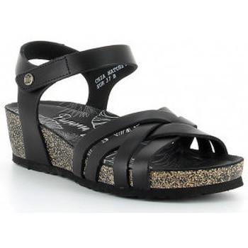 Schoenen Dames Sandalen / Open schoenen Panama Jack CHIA NATURE B2 negro Noir