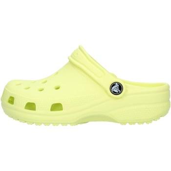 Schoenen Jongens Klompen Crocs 204536 Lime green