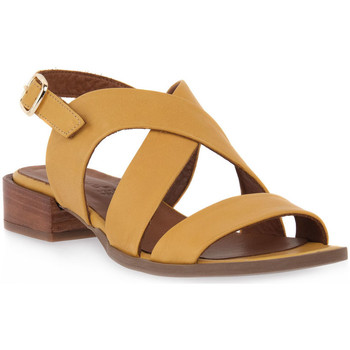 Schoenen Dames Sandalen / Open schoenen Grunland GIALLO L6FATI Giallo