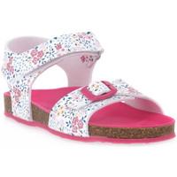 Schoenen Jongens Sandalen / Open schoenen Grunland FUXIA 70 DESI Rosa
