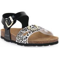 Schoenen Jongens Sandalen / Open schoenen Grunland NERO 40 LUCE Nero
