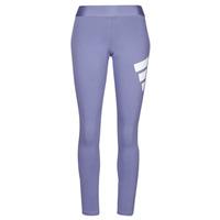 Textiel Dames Leggings adidas Performance WIFIEB LEGGING Violet / Orbite