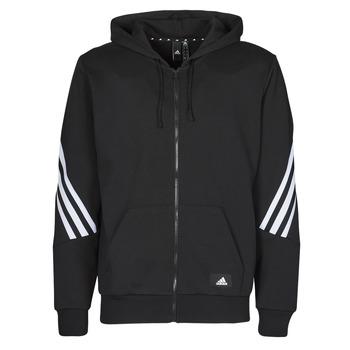 Textiel Heren Trainings jassen adidas Performance M FI 3S FZ Zwart