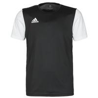 Textiel Heren T-shirts korte mouwen adidas Performance ESTRO 19 JSY Zwart