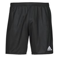 Textiel Heren Korte broeken / Bermuda's adidas Performance PARMA 16 SHO Zwart
