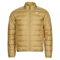Textiel Heren Dons gevoerde jassen adidas Performance ESS DOWN JACKET Ton / Beige