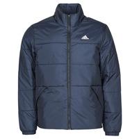Textiel Heren Dons gevoerde jassen adidas Performance BSC 3S INS JKT Inkt / Légende