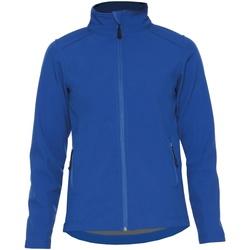 Textiel Dames Jacks / Blazers Gildan SS800L Koninklijk