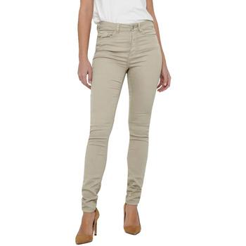 Textiel Dames Skinny jeans Jacqueline De Yong  Beige
