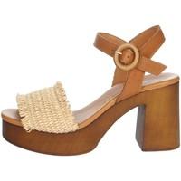 Schoenen Dames Sandalen / Open schoenen Elisa Conte COLLY Beige