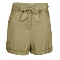 Textiel Dames Korte broeken / Bermuda's Ikks ELVIRA Kaki
