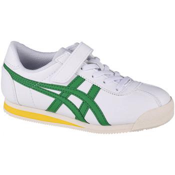 Schoenen Kinderen Lage sneakers Onitsuka Tiger Corsair PS Blanc