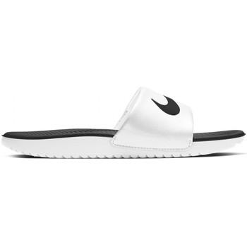 Schoenen Kinderen Sandalen / Open schoenen Nike kawa Wit