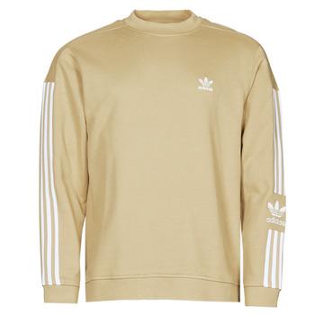 Textiel Heren Sweaters / Sweatshirts adidas Originals LOCK UP CREW Ton / Beige
