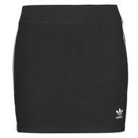 Textiel Dames Rokken adidas Originals 3STRIPES SKIRT Zwart