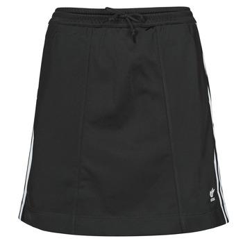 Textiel Dames Rokken adidas Originals SKIRT Zwart