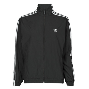Textiel Dames Trainings jassen adidas Originals TRACK TOP Zwart