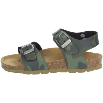 Schoenen Kinderen Sandalen / Open schoenen Grunland SB1680-40 Dark Green