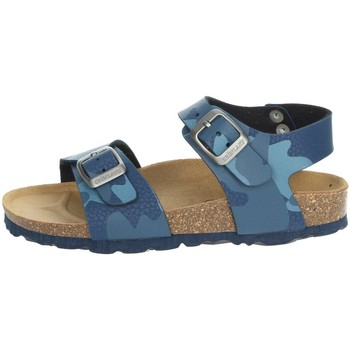 Schoenen Kinderen Sandalen / Open schoenen Grunland SB1680-40 Blue