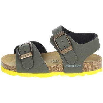 Schoenen Kinderen Sandalen / Open schoenen Grunland SB0025-40 Dark Green