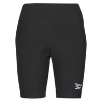 Textiel Dames Leggings Reebok Classic CL WDE LEGGING SHOR Zwart