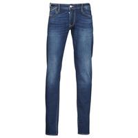 Textiel Heren Skinny jeans Le Temps des Cerises 712 JOGG Blauw