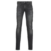 Textiel Heren Skinny jeans Le Temps des Cerises 712 JOGG Zwart
