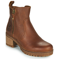 Schoenen Dames Laarzen Panama Jack PAULINE Bruin