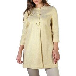 Textiel Dames Mantel jassen Fontana - amber Geel