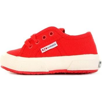 Schoenen Kinderen Lage sneakers Superga S0005P0 Rosso