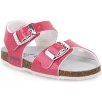 Schoenen Meisjes Sandalen / Open schoenen Grunland FUXIA 40AFRE Rosa