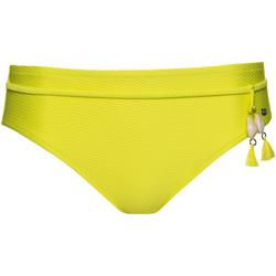 Textiel Dames Bikinibroekjes- en tops Lisca Hoge taille zwembroek Ibiza Lavendel