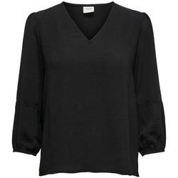 Textiel Dames Tops / Blousjes Jacqueline De Yong  Zwart