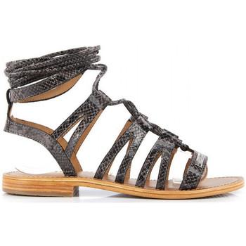 Schoenen Dames Sandalen / Open schoenen Les Tropéziennes par M Belarbi Hercule Zwart
