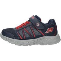 Schoenen Jongens Lage sneakers Skechers 401530L Blue