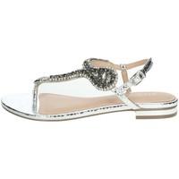 Schoenen Dames Sandalen / Open schoenen Menbur 22345 Silver