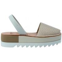 Schoenen Dames Sandalen / Open schoenen Ria  Grijs