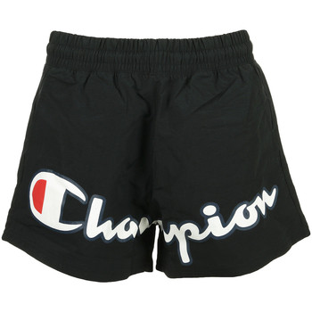 Textiel Dames Korte broeken / Bermuda's Champion Short Wn's Zwart