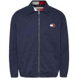 Textiel Heren Wind jackets Tommy Hilfiger Casual Cotton Jacket Blauw