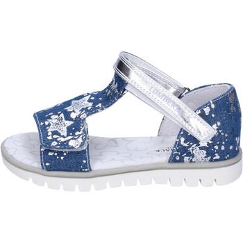 Schoenen Meisjes Sandalen / Open schoenen Lumberjack  Blauw