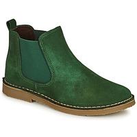 Schoenen Kinderen Laarzen Citrouille et Compagnie HOVETTE Groen