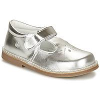 Schoenen Meisjes Ballerina's Citrouille et Compagnie NEW 20 Zilver