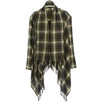 Textiel Dames Vesten / Cardigans Animal  Schaduw Zwart