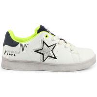 Schoenen Kinderen Lage sneakers Shone - 15012-126 Wit