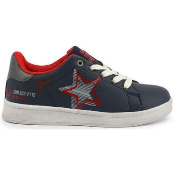 Schoenen Kinderen Lage sneakers Shone - 15012-126 Blauw